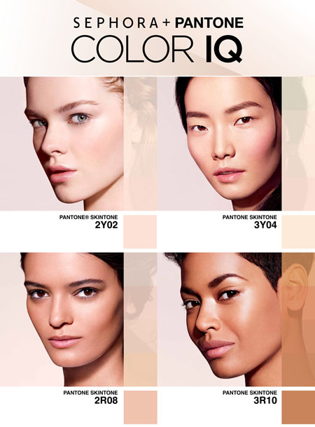Pantone Color Iq In Select Sephora Sto Beautytalk